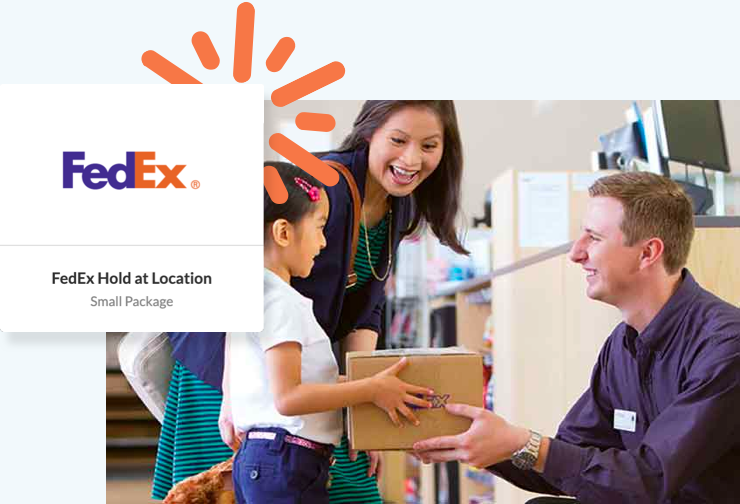 Shq fedex hold at location feature2