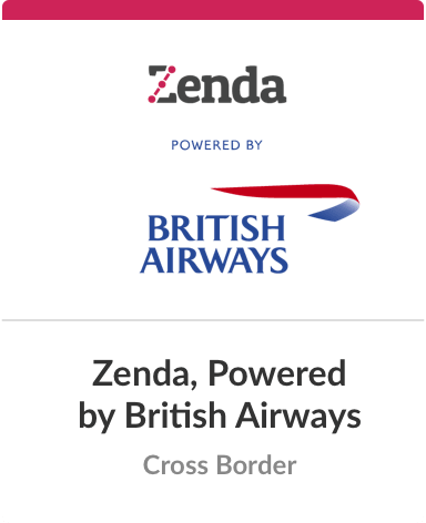 Zenda, Powered by British Airways